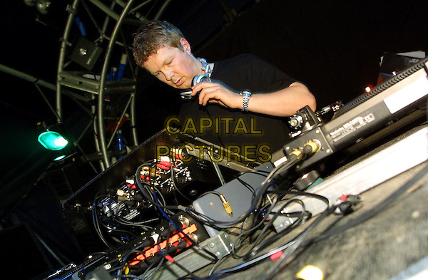JOHN DIGWEED.Homelands Festival at the Bowl, Matterley Estate.www.capitalpictures.com.sales@capitalpictures.com.© Capital Pictures.