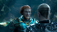 Dolph Lundgren.<br /> Aquaman (2018) <br /> *Filmstill - Editorial Use Only*<br /> CAP/RFS<br /> Image supplied by Capital Pictures