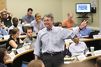 The Darden Executive Education Program in the Darden School of Business at the University of Virginia in Charlottesville, Va. Photo/Andrew Shurtleff