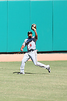 Ben Revere - Peoria Saguaros - 2010 Arizona Fall League.Photo by:  Bill Mitchell/Four Seam Images..