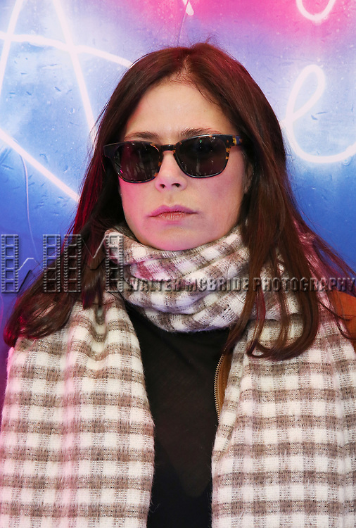 "Maura Tierney attends the Broadway Opening Night Arrivals for ""Angels In America"" - Part One and Part Two at the Neil Simon Theatre on March 25, 2018 in New York City."