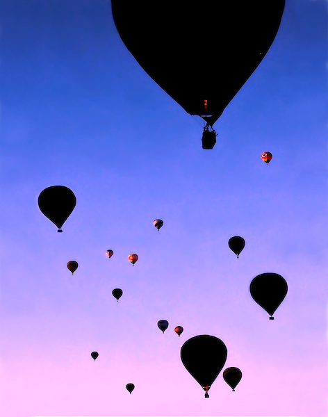 Balloon festival - albuquerque
