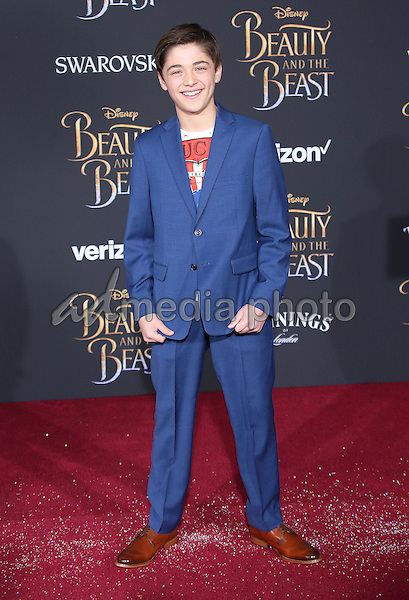"02 March 2017 - Hollywood, California - Angel Ashner. Disney's ""Beauty and the Beast' World Premiere held at El Capitan Theatre. Photo Credit: AdMedia"