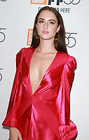 NEW YORK, NY October 01, 2017 Grace Van Patten attend 55th New York Film Festival premiere of The Meyerowitz Stories at Alice Tully Hall Lincoln Center in New York October 01,  2017.<br /> CAP/MPI/RW<br /> &copy;RW/MPI/Capital Pictures