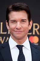Andy Karl arriving for the Olivier Awards 2018 at the Royal Albert Hall, London, UK. <br /> 08 April  2018<br /> Picture: Steve Vas/Featureflash/SilverHub 0208 004 5359 sales@silverhubmedia.com