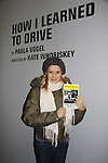 As The World Turns Marnie Schulenburg stars in the off-broadway play How I Learned To Drive on January 25, 2012 at the Second Stage Theatre, New York City, New York. (Photo by Sue Coflin/Max Photos)