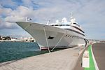 Lady Moura en la Marina Real Juan Carlos I, Valencia