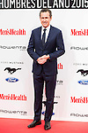 Jorge Valdano attends to the delivery of the Men'sHealth awards at Goya Theatre in Madrid, January 28, 2016.<br /> (ALTERPHOTOS/BorjaB.Hojas)