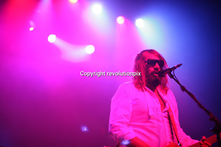 Sebastien Tellier<br /> Los Angeles<br /> September 23 2009<br /> Sebastien Tellier playing at The Music Box at Henry Fonda Theater in Hollywood during the Oh La L.A. Festival, The French Music Festival in California<br /> ID revpix90923521