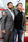 UNIVERSAL CITY, CA. - March 21: Gerard Butler and Craig Ferguson arrive at the premiere of ''How To Train Your Dragon'' at Gibson Amphitheater on March 21, 2010 in Universal City, California.