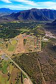 Village de Voh, province Nord, Nouvelle-Calédonie