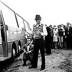 Beatles 1967 Paul McCartney at start of Magical Mystery Tour..© Chris Walter..