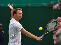 London, England, 30 june, 2016, Tennis, Wimbledon, Matwe Middelkoop (NED)<br /> Photo: Henk Koster/tennisimages.com