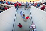 NCAA Regionals.  Photo by Kevin Bain/University Communications Photography.
