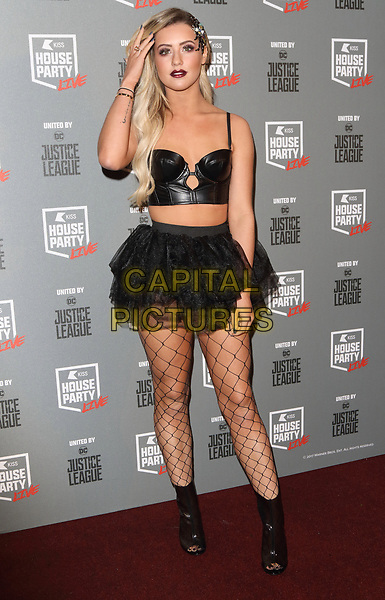 Tina Stinnes at the KISS House Party at SSE Arena Wembley, London on Thursday 26 October 2017<br /> CAP/ROS<br /> &copy;ROS/Capital Pictures