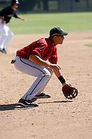 Ramon Ramirez - Arizona Diamondbacks - 2009 spring training.Photo by:  Bill Mitchell/Four Seam Images