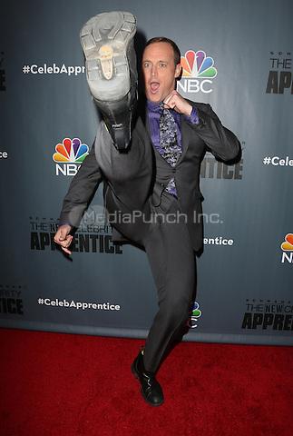 "Universal City, CA - DECEMBER 09: Matt Iseman, At Q&A For NBC's "" The New Celebrity Apprentice"" At NBC Universal Lot, California on December 09, 2016. Credit: Faye Sadou/MediaPunch"