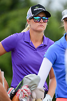 Anna Nordqvist (SWE) looks over her tee shot on 9 during round 2 of  the Volunteers of America Texas Shootout Presented by JTBC, at the Las Colinas Country Club in Irving, Texas, USA. 4/28/2017.<br /> Picture: Golffile | Ken Murray<br /> <br /> <br /> All photo usage must carry mandatory copyright credit (&copy; Golffile | Ken Murray)