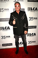 LOS ANGELES - OCT 19:  Frank Stallone at the Last Chance for Animals' 35th Anniversary Gala at the Beverly Hilton Hotel on October 19, 2019 in Beverly Hills, CA