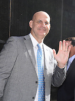 NEW YORK, NY-September 20:Harlan Coben at Good Day New York to talk about his new book Fool Me Once in New York. September 20, 2016. Credit:RW/MediaPunch