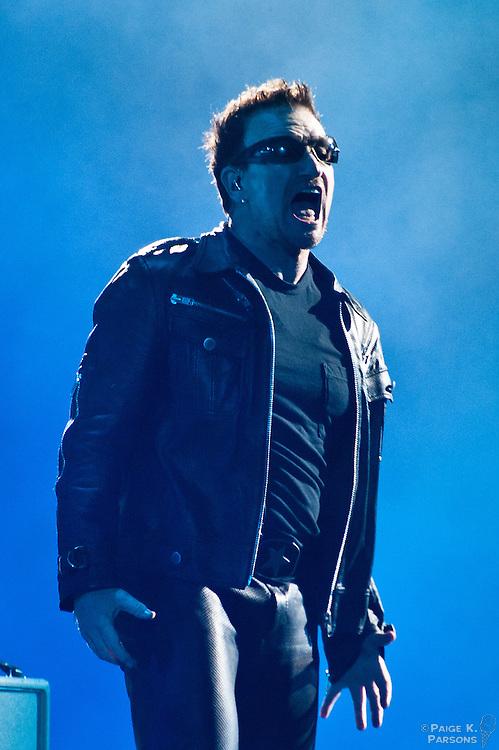U2, Oakland Coliseum 2011