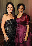 Chairs Connie Cook and Phyllis Williams at the Winter Ball benefiting the Houston Gulf Coast/South Texas Chapter of the Crohn's & Colitis Foudation of America at the InterContinental Hotel Saturday Jan. 23,2010.(Dave Rossman/For the Chronicle)