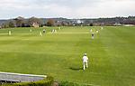 Marlborough College cricket match against Eton College, Marlborough, Wiltshire, England, UK