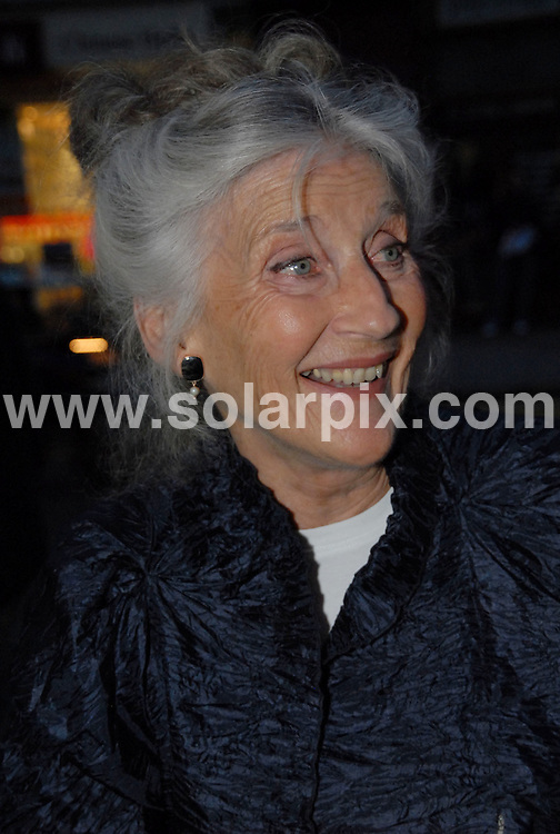 **ALL ROUND PICTURES FROM SOLARPIX.COM**.**WORLDWIDE SYNDICATION RIGHTS**.Cast and crew were at Chelsea's Bluebird Restaurant for the pre-premiere party of the new film version of Evelyn Waugh's 'Brideshead Revisited', London, UK. 29th September 2008..This pic: Phyllida Law..JOB REF: 7487 BTT     DATE: 29_09_2008.**MUST CREDIT SOLARPIX.COM OR DOUBLE FEE WILL BE CHARGED* *UNDER NO CIRCUMSTANCES IS THIS IMAGE TO BE REPRODUCED FOR ANY ONLINE EDITION WITHOUT PRIOR PERMISSION*