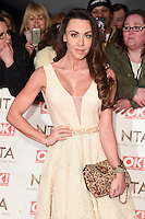 Michelle Heaton<br /> at the National TV Awards 2017 held at the O2 Arena, Greenwich, London.<br /> <br /> <br /> &copy;Ash Knotek  D3221  25/01/2017