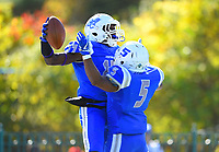 CCSU Football vs. Bryant 10/21/2017