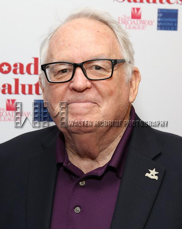 Dakin Matthews attends Broadway Salutes 10 Years - 2009-2018 at Sardi's on November 13, 2018 in New York City.
