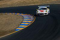 Porsche GT3 Cup Challenge USA<br /> Sonoma Raceway<br /> Sonoma Raceway, Sonoma, CA USA<br /> Sunday 17 September 2017<br /> 99, Alan Metni, GT3G, USA, 2016 Porsche 991<br /> World Copyright: Jake Galstad<br /> LAT Images