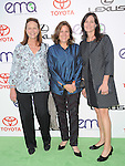 Lydia Pilcher,Mari Jo Winkler,Katie Carpenter attends The 21st Annual Environmental Media Awards held at at Warner Bros. Studios in Burbank, California on October 15,2011                                                                               © 2011 DVS / Hollywood Press Agency