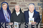 NUNS: Nuns from Miltown and Tralee who attended the Bi Centenery Mass to mark nuns coming to Kerry on Thursday night in St John's Church, Tralee. Sr Martina Kelliher (Miltown), Sr Ursula Quirke (Tralee) and Sr Redmond Brasill (Miltown). ...