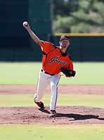 Garrett Cave - 2017 AIL Giants (Bill Mitchell)