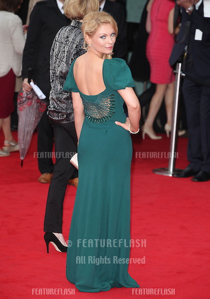 Myanna Buring arriving for the TV BAFTA Awards 2013, Royal Festival Hall, London. 12/05/2013 Picture by: Alexandra Glen / Featureflash