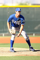 Jonathan Keck - Kansas City Royals - 2010 Instructional League.Photo by:  Bill Mitchell/Four Seam Images..