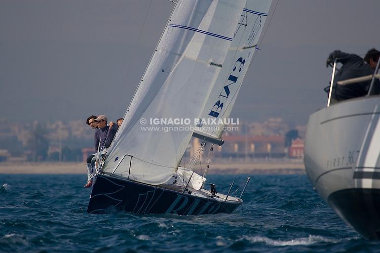 ESP25533 BM3 Equipo de Regatas61 Trofeo Magdalena - Cruceros - Real Club Náutico de Castellón - 1-2/3/2008 - Castellón, España