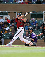 Steven Souza Jr - Arizona Diamondbacks 2018 spring training (Bill Mitchell)