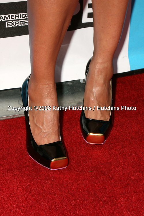 Jennifer Beals arriving at the LA Film Festival Award Night at the Billy Wilder Theater at the Hammer Museum  in Westwood, CA on.June 29, 2008.©2008 Kathy Hutchins / Hutchins Photo .
