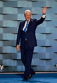 Former United States President Bill Clinton arrives to make remarks during the second session of the 2016 Democratic National Convention at the Wells Fargo Center in Philadelphia, Pennsylvania on Tuesday, July 26, 2016.<br /> Credit: Ron Sachs / CNP<br /> (RESTRICTION: NO New York or New Jersey Newspapers or newspapers within a 75 mile radius of New York City)