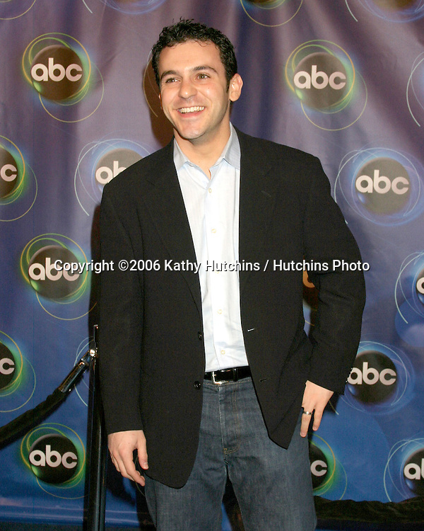 Fred Savage.ABC TV TCA Party.The Wind Tunnel.Pasadena, CA.January 21, 2006.©2006 Kathy Hutchins / Hutchins Photo....