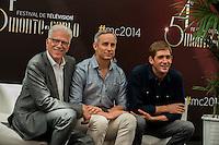 'CSI Crime Investigation' Photocall - 54th Monte-Carlo TV Festival - Monaco