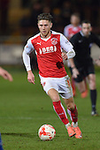 15/03/2016 Sky Bet League 1 Fleetwood Town v Walsall<br /> Wes Burns
