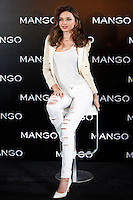 Model Miranda Kerr is announced as the new Face of Mango at the Villamagna Hotel. December 11, 2012. (ALTERPHOTOS/Caro Marin) (/NortePhoto)