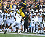 2016 Michigan football vs Hawaii, 9-3-16