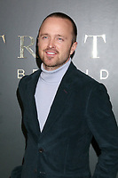 """LOS ANGELES - NOV 11:  Aaron Paul at the """"Truth Be Told"""" Premiere Screening at Samuel Goldwyn Theater on November 11, 2019 in Beverly Hills, CA"""