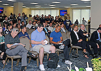 Florida International University announced that it has joined Conference USA on May 4, 2012, at Miami, Florida..