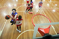 The Central Coast Crusaders play Illawarra Hawks in Round 1 of the Youth League Men Division 1 at Breakers Stadium on 9th of August, 2020 in Terrigal, NSW Australia. (Photo by Paul Barkley/LookPro)