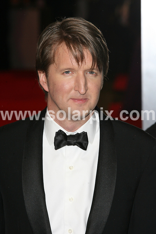 **ALL ROUND PICTURES FROM SOLARPIX.COM**                                             **WORLDWIDE SYNDICATION RIGHTS**                                                                                  Arrivals to the Orange British Academy Film Awards held at The Royal Opera House on February 13, 2011 in London                                                                          .This pic:    Tom Hooper                                                                                         JOB REF:   12788     LNJ       DATE:   13.02.11                                                         **MUST CREDIT SOLARPIX.COM OR DOUBLE FEE WILL BE CHARGED**                                                                      **MUST AGREE FEE BEFORE ONLINE USAGE**                               **CALL US ON: +34 952 811 768 or LOW RATE FROM UK 0844 617 7637**